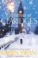 Couverture Christmas at Claridge's Editions Pan MacMillan 2013