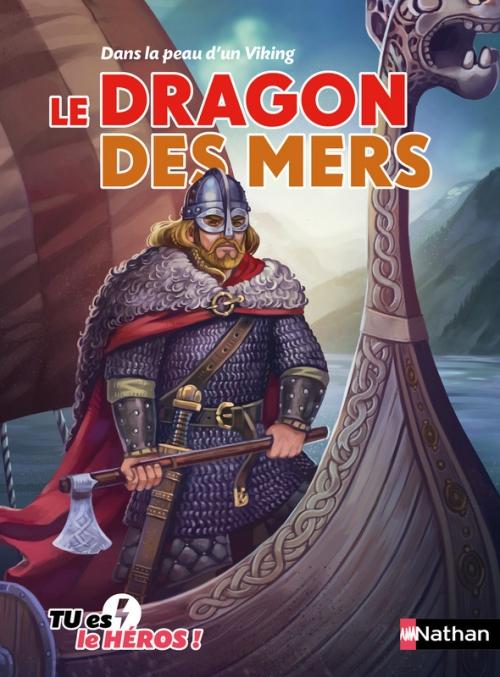 Couverture Le dragon des mers