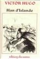 Couverture Han d'Islande Editions des autres 1979