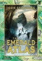 Couverture Les Livres des origines, tome 1 : L'Atlas d'émeraude Editions Knopf (Young Readers) 2011