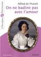 Couverture On ne badine pas avec l'amour Editions Magnard (Classiques & Patrimoine) 2012