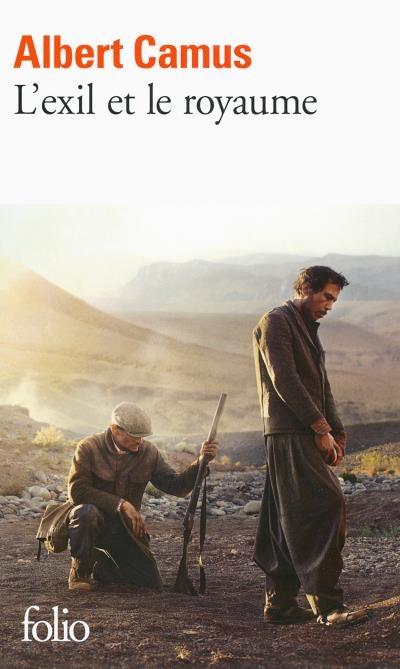 Couverture L'exil et le royaume