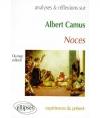Couverture Noces Editions Ellipses 1998