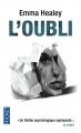 Couverture L'oubli Editions Pocket 2015
