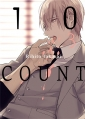 Couverture 10 count, tome 3 Editions Taifu comics (Yaoï) 2015