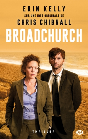 Couverture Broadchurch