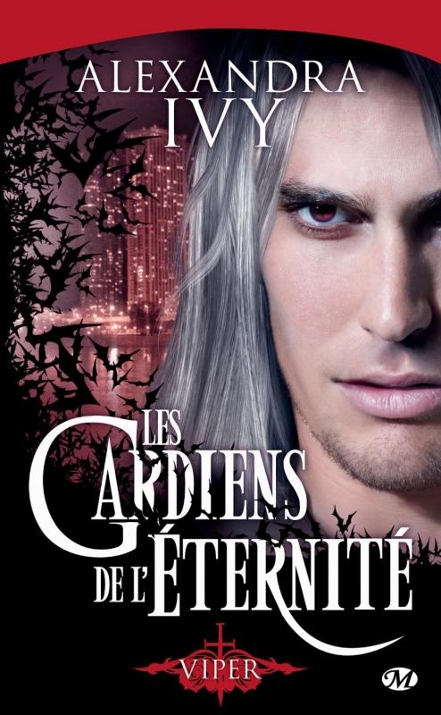 Couverture Les Gardiens de l'éternité, tome 02 : Viper