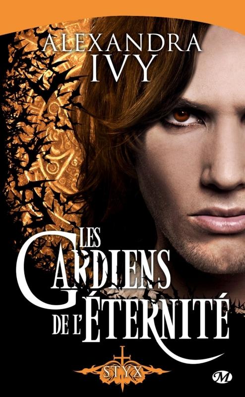Couverture Les Gardiens de l'éternité, tome 03 : Styx