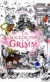 Couverture La malédiction Grimm Editions France Loisirs 2015