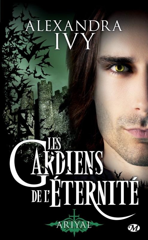 Couverture Les Gardiens de l'éternité, tome 08 : Ariyal