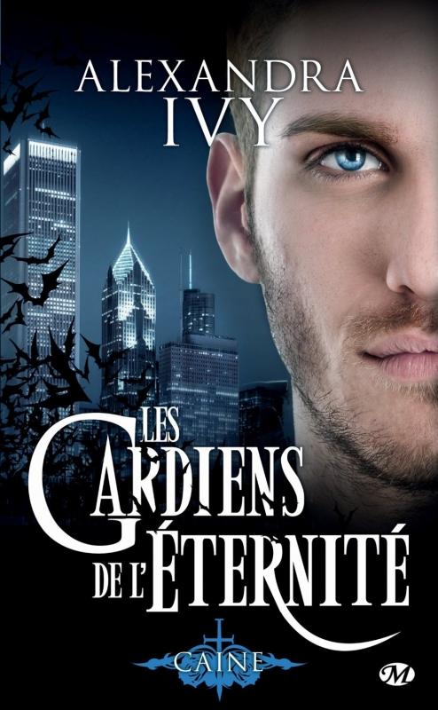 Couverture Les Gardiens de l'éternité, tome 09 : Caine