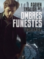 Couverture Adrien English, tome 1 : Ombres funestes Editions MxM Bookmark (Mystère) 2015