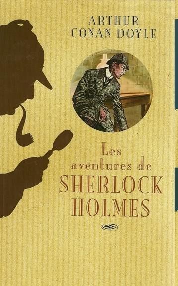 Couverture Les aventures de Sherlock Holmes (France Loisirs), tome 1
