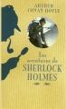 Couverture Les aventures de Sherlock Holmes (France Loisirs), tome 2 Editions France Loisirs 2006