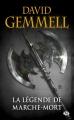 Couverture La légende de marche-mort Editions Milady (Fantasy) 2015