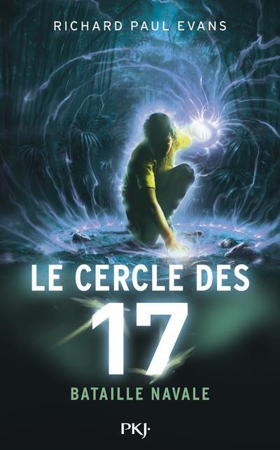 Couverture Le cercle des 17, tome 3 : Bataille navale