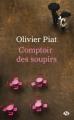 Couverture Comptoir des soupirs Editions Milady 2015