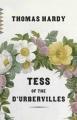 Couverture Tess d'Urberville Editions Vintage (Classics) 2015