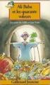 Couverture Ali Baba et les quarante voleurs / Ali Baba et les 40 voleurs Editions Gallimard  (Jeunesse) 1994
