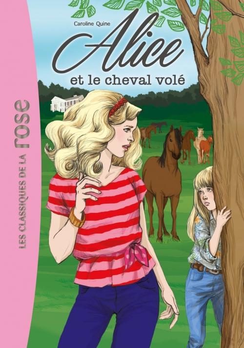 Couverture Alice et le cheval volé