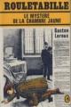 Couverture Le mystère de la chambre jaune Editions Ebooks libres et gratuits 2004