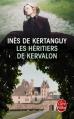 Couverture Les Héritiers de Kervalon Editions Le Livre de Poche 2015