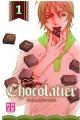 Couverture Heartbroken Chocolatier, tome 1 Editions Kazé (Shôjo) 2013