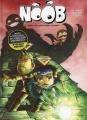 Couverture Noob (BD), tome 10 : A la guerre comme à la guerre ! Editions Soleil 2015