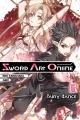 Couverture Sword art Online (roman), tome 2 : Fairy dance Editions Ofelbe 2015