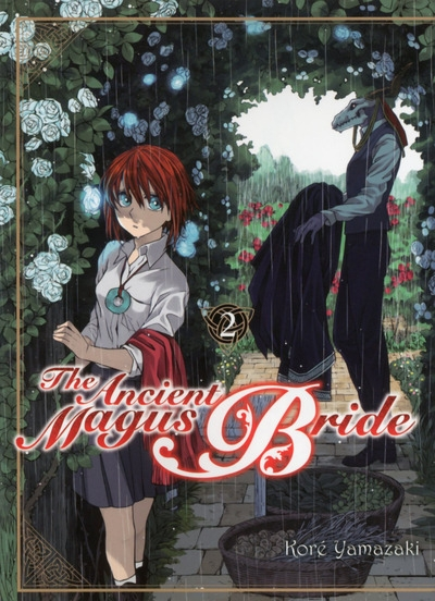 Couverture The ancient magus bride, tome 2