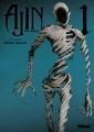 Couverture Ajin, tome 01 Editions Glénat (Seinen) 2015