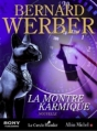Couverture La Montre Karmique Editions Albin Michel 2011