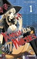 Couverture Yamada kun & the 7 witches, tome 01 Editions Delcourt (Shonen) 2015