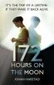 Couverture 172 heures sur la lune Editions Atom Books 2012