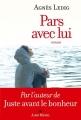 Couverture Pars avec lui Editions Albin Michel 2014