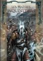 Couverture Les maîtres inquisiteurs, tome 02 : Sasmaël Editions Soleil 2015