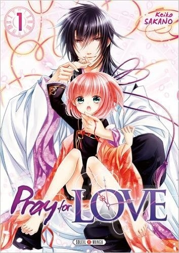 Couverture Pray for love, tome 1