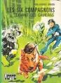 Couverture Les Six Compagnons devant les caméras Editions Hachette (Bibliothèque verte) 1975