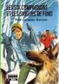 Couverture Les Six Compagnons et les skieurs de fond Editions Hachette (Bibliothèque verte) 1982