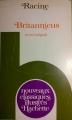 Couverture Britannicus Editions Hachette (Nouveaux classiques illustrés) 1979
