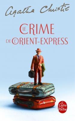 Couverture Le Crime de l'Orient-Express
