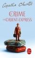 Couverture Le crime de l'orient-express Editions Le Livre de Poche 2009