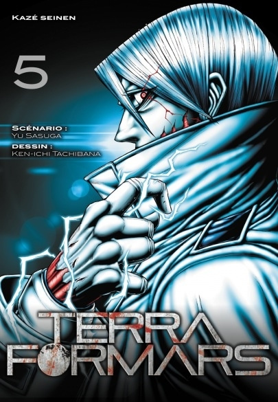 Couverture Terra Formars, tome 05