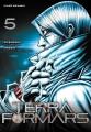 Couverture Terra Formars, tome 05 Editions Kazé (Seinen) 2014