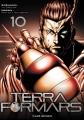 Couverture Terra Formars, tome 10 Editions Kazé (Seinen) 2015