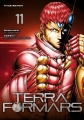Couverture Terra Formars, tome 11 Editions Kazé (Seinen) 2015