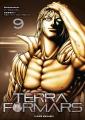Couverture Terra Formars, tome 09 Editions Kazé (Seinen) 2015