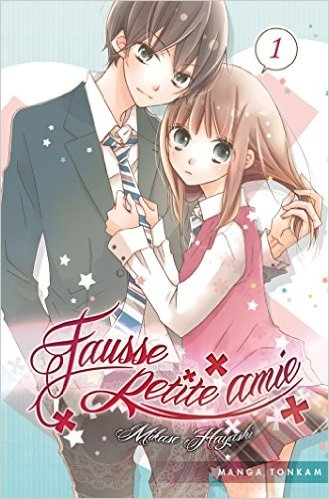 Couverture Fausse petite amie, tome 1