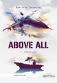 Couverture Above all, tome 1 : Embarquer Editions Angels 2015