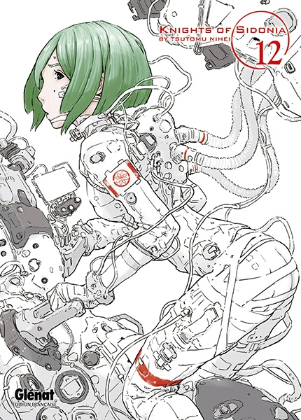 Couverture Knights of Sidonia, tome 12